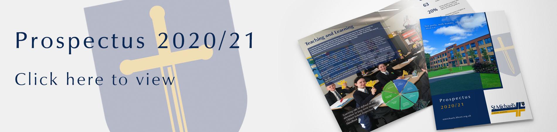 Prospectus 2020/21